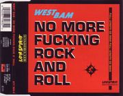CD Single - WestBam - No More Fucking Rock And Roll