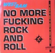 12'' - WestBam - No More Fucking Rock And Roll