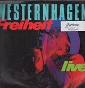 12inch Vinyl Single - Westernhagen - Freiheit (Live)
