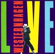Double CD - Westernhagen - Live