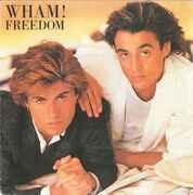 7'' - Wham! - Freedom
