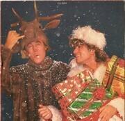 7'' - Wham! - Last Christmas / Everything She Wants - Gatefold