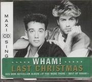 CD Single - Wham! - Last Christmas