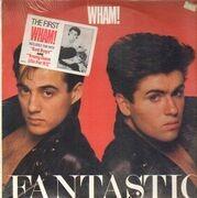 LP - Wham! - Fantastic - Still Sealed