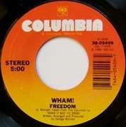 7inch Vinyl Single - Wham! - Freedom
