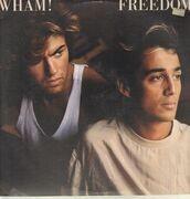 12inch Vinyl Single - Wham! - Freedom - Promo