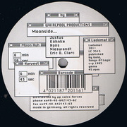 12'' - Whirlpool Productions - Moon Huh / Harvest - ORIGINAL