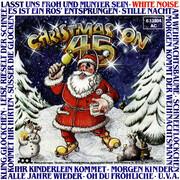 7inch Vinyl Single - White Noise - Christmas On 45