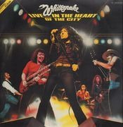 Double LP - Whitesnake - Live... In The Heart Of The City
