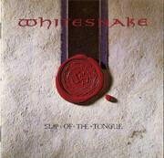 CD - Whitesnake - Slip Of The Tongue
