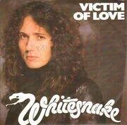 7inch Vinyl Single - Whitesnake - Victim Of Love