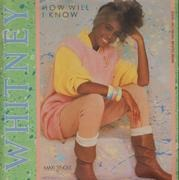 12'' - Whitney Houston - How Will I Know