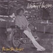 7inch Vinyl Single - Whitney Houston - I'm Your Baby Tonight
