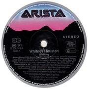 LP - Whitney Houston - Whitney