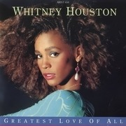 12'' - Whitney Houston - Greatest Love Of All