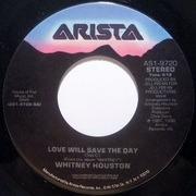 7'' - Whitney Houston - Love Will Save The Day