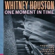 7'' - Whitney Houston - One Moment In Time