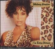 CD Single - Whitney Houston - I'm Every Woman