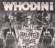 12inch Vinyl Single - Whodini - The Haunted House Of Rock - green vinyl