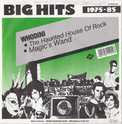 7inch Vinyl Single - Whodini - The Haunted House Of Rock