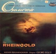 LP - Wagner (Solti) - Das Rheingold - Mono
