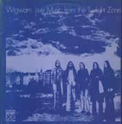 Double LP - Wigwam - Live Music From The Twilight Zone - Rare finnish prog
