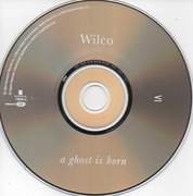 CD - Wilco - A Ghost Is Born - jewel case