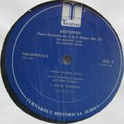 "LP-Box - Backhaus - Beethoven - Piano Concertos Nos. 3 / Piano Concertos Nos. 4 / Piano Concertos Nos. 5 ""Emperor'"
