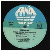 LP - Willie Colon & Ruben Blades - Siembra