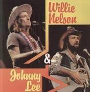 LP - Willie Nelson & Johnny Lee - Willie Nelson & Johnny Lee