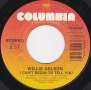 7inch Vinyl Single - Willie Nelson - Without A Song