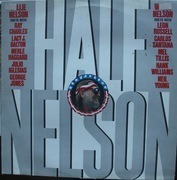 LP - Willie Nelson - Half Nelson