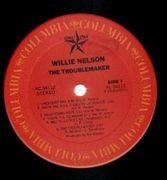 LP - Willie Nelson - The Troublemaker