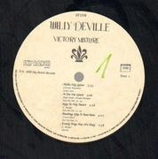 LP - Willy DeVille - Victory Mixture