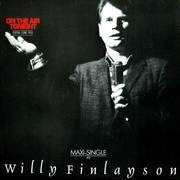 12'' - Willy Finlayson - On The Air Tonight