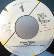 7inch Vinyl Single - Wilson Phillips - Hold On