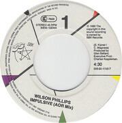 7inch Vinyl Single - Wilson Phillips - Impulsive