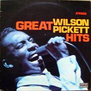 LP - Wilson Pickett - Great Wilson Pickett Hits