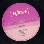 LP - Wind - Seasons - original 1st german