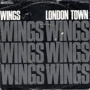 7'' - Wings - London Town