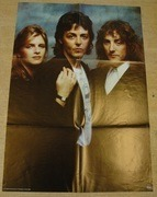 LP - Wings - London Town - WITH POSTER