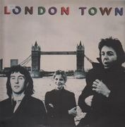 LP - Wings - London Town