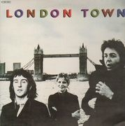LP - Wings - London Town - FRENCH PRESS WITH POSTER