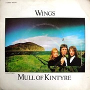 7inch Vinyl Single - Wings - Mull Of Kintyre