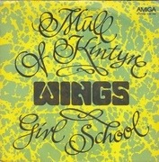 7'' - Wings - Mull Of Kintyre / Girls School