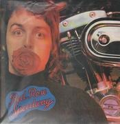 LP - Wings - Red Rose Speedway - braille, booklet