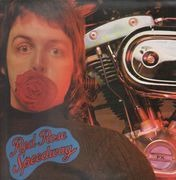 LP - Wings - Red Rose Speedway - BOOKLET GATEFOLD
