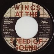 7'' - Wings - Silly Love Songs