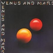 LP - Wings - Venus And Mars - Gatefold - WITH POSTERS AND STICKERS