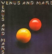 LP - Wings - Venus And Mars - with two posters